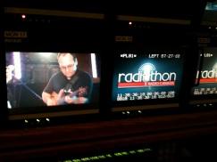Dave à la télé!