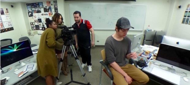 Crash course vidéo, en préparations des Web diffusions.